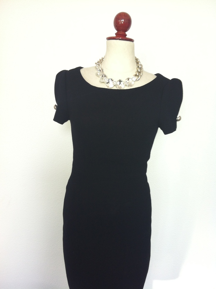 The Audrey I-line Beautiful lining and a pencil skirt. Prices start at Euro 295