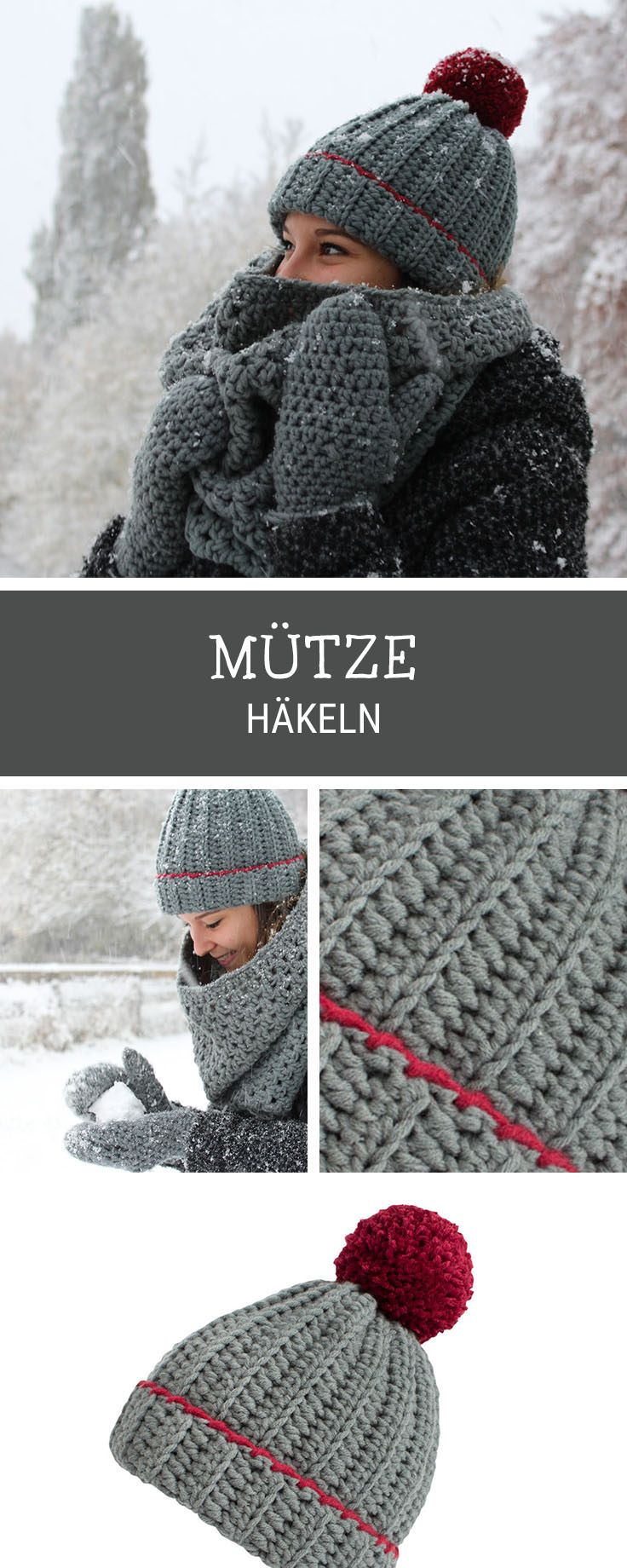 101 best Häkeln images on Pinterest | Knit crochet, Chrochet and ...
