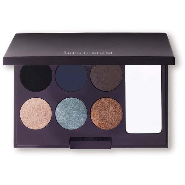 Laura Mercier Intense Clays Editorial Eye Palette found on Polyvore featuring beauty products, makeup, eye makeup, eyeshadow, no color, laura mercier eye makeup, palette eyeshadow, laura mercier, laura mercier eye shadow and laura mercier eyeshadow