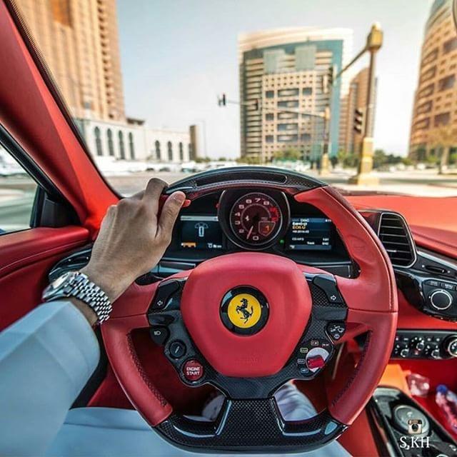 Drive My Ferrari With Style Luxury Car Ferrari Sports Ride Drive Wheel What Do You Can To Achieve In Life Follo Car Wheels Ferrari Ferrari 458 Italia