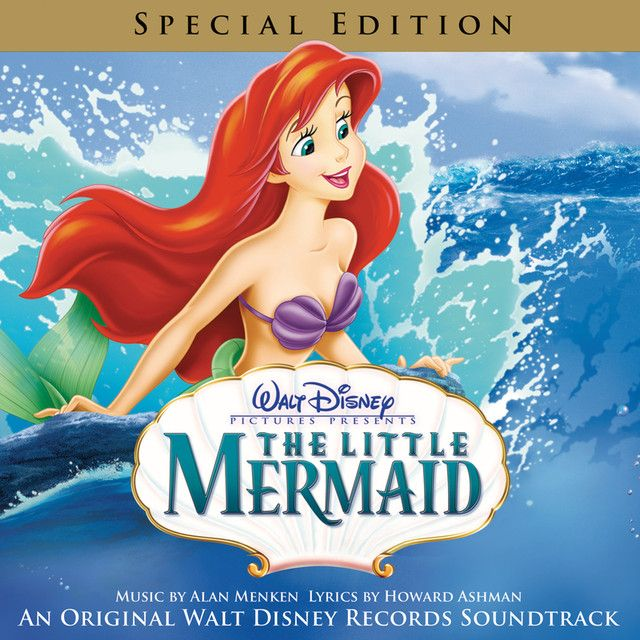 Under The Sea From The Little Mermaid Soundtrack Version By Samuel E Wright Was Added To My My Soundtrack Playlist On Spotify Walt Disney Disney Benson