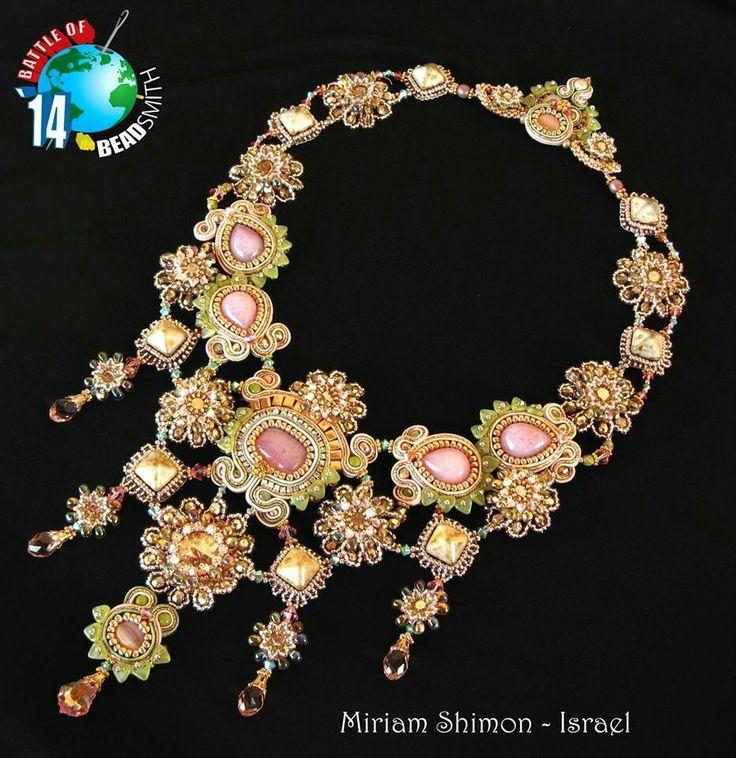 Miriam Shimon Battlepiece