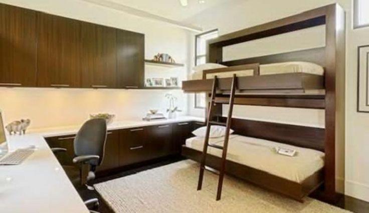 diy bunk bed,