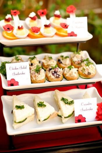 modern tea party | Modern bridal tea party | Candy Bars/Dessert Tables/Cheese Table