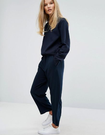 Samsoe Samsoe jumpsuit – minimalist style | curated by ajaedmond.com/join