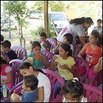 Bread and Bible Stories Nurture Children