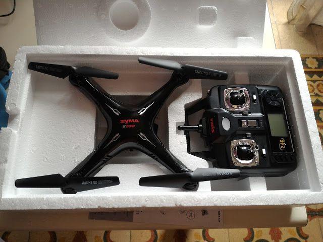 I consigli di Rocco,esperienze di ristoranti,alberghi,viaggi e dei prodotti testati: Drone Syma X5SC con fotocamera da 2.0 Megapixel