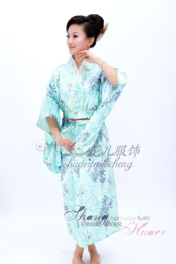 Традиционная японская одежда юката японский кимоно традиционный кимоно для женщин