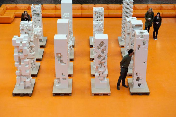 Porous City - Why Factory & Winy Maas