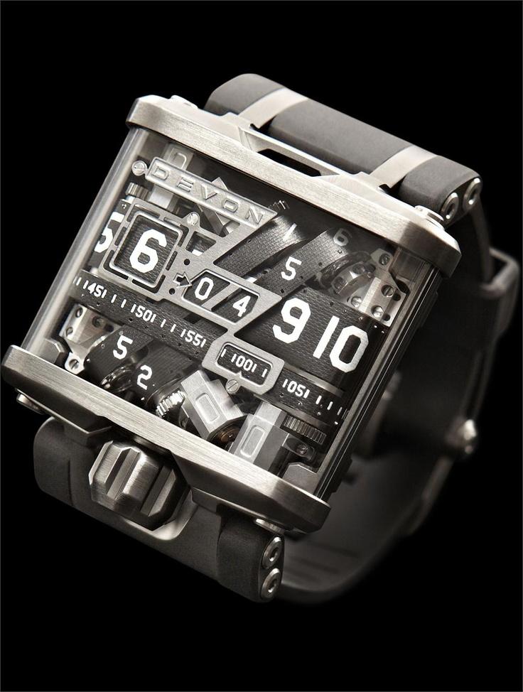 Luxury @watchismo