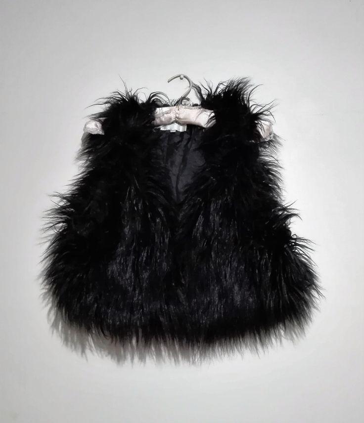Bolero negro Talla M/L $6.000