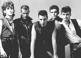 LOQUILLO y los Trogloditas. El rey del rock español.