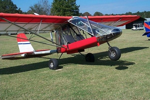 Image result for old rans aircraft