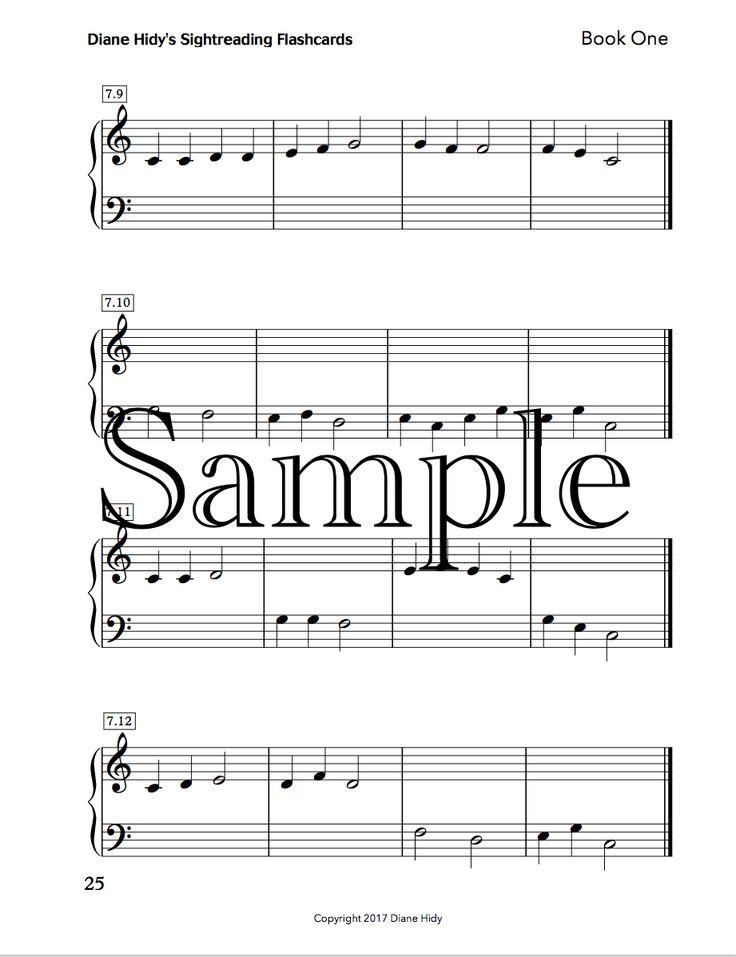 Piano teaching diane hidydiane hidys sightreading