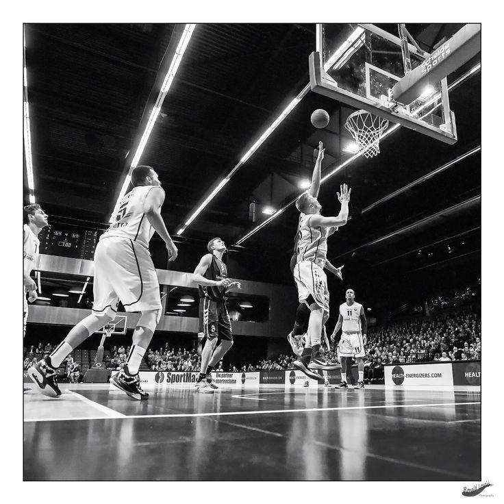 Basketbal Groningen Donar.