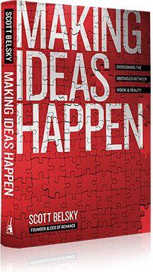 Making Ideas Happen - 99U