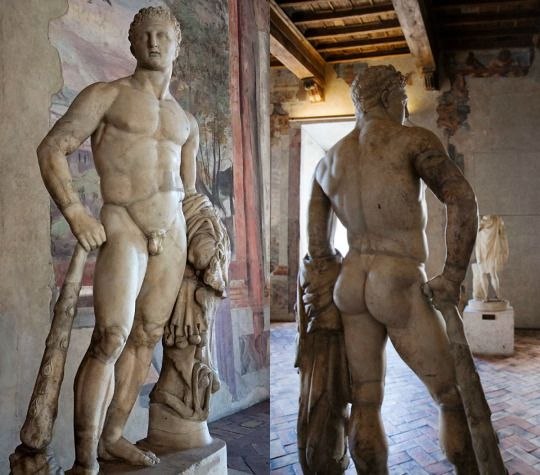 Apologise, but, Greek male nude statues sorry, that