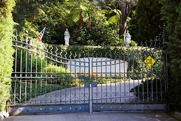 17 Best Images About Cool Gates On Pinterest Mansions