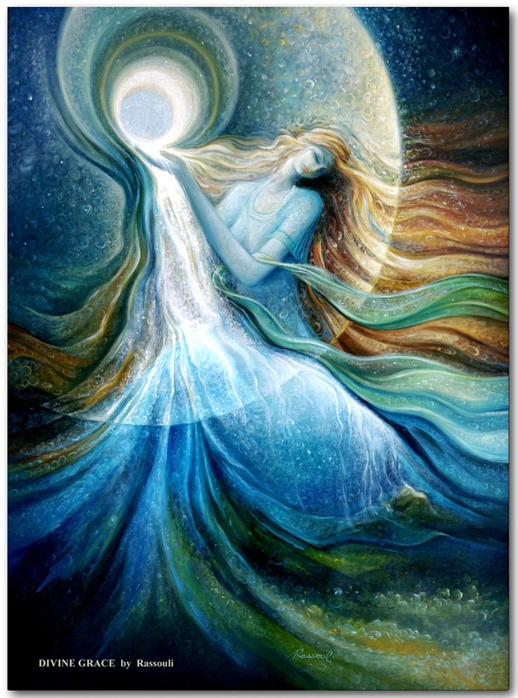 Divine Grace Art That Inspires Me 2015 Goddess Art