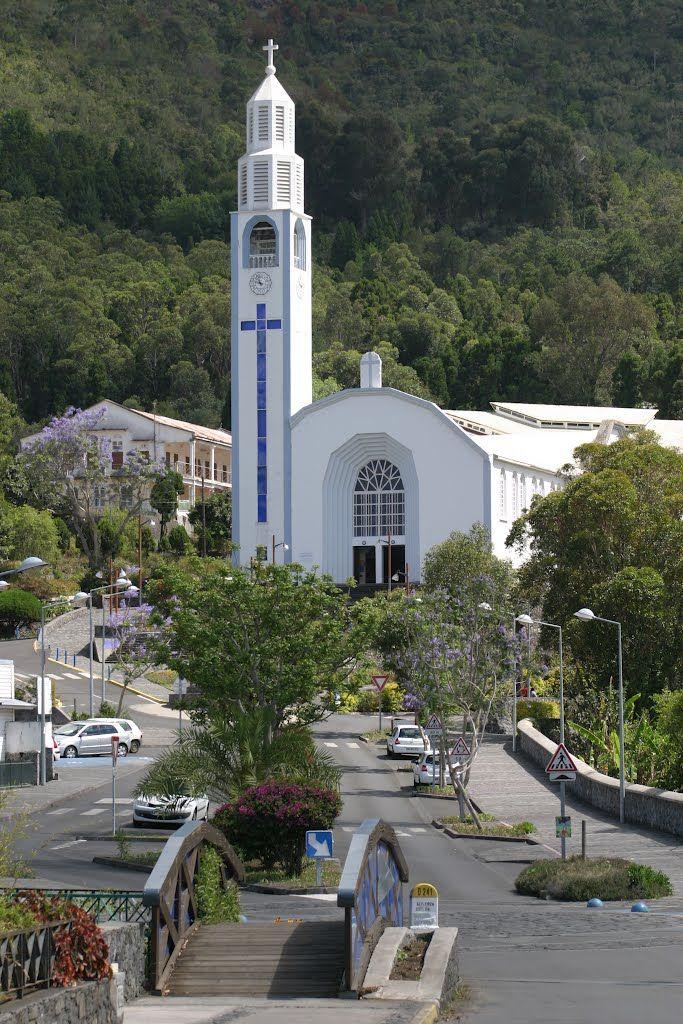 Île de la Réunion - Cilaos