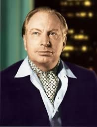 L Ron Hubbard died of a stroke