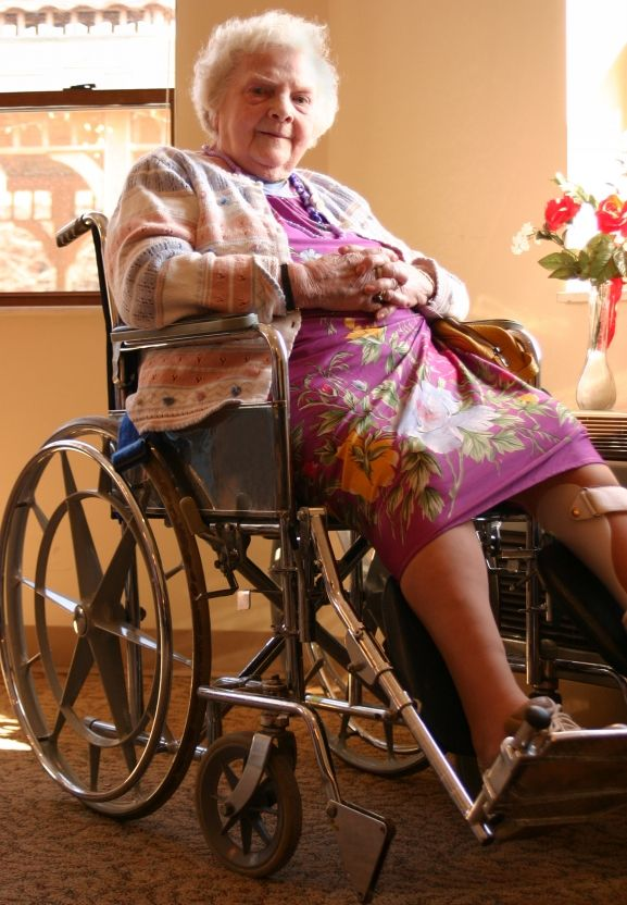Hookup A Woman In A Wheelchair