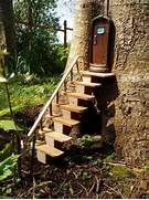 Fairy Doors For Trees Related Keywords & Suggestions - Fairy Doors For ...