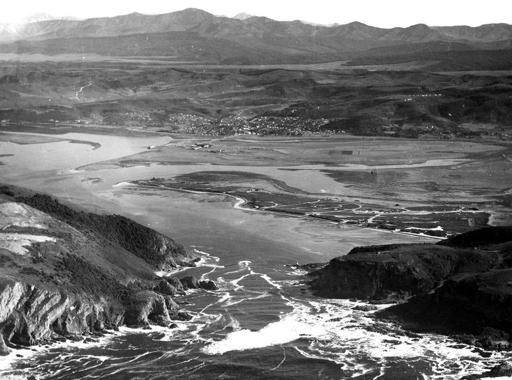 Aerial View of Knysna (1958) | Flickr - Photo Sharing!