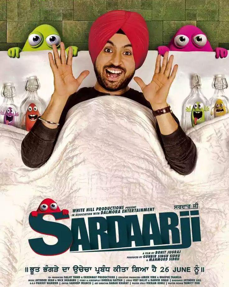 Are you going to watch #SardaarJi