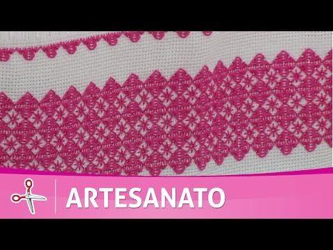 Ateliê na TV - Rede Brasil - 16.06.16 - Rosevane Aparecida e Leila Jacob - YouTube