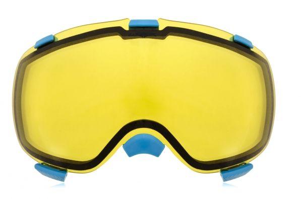 Vitrum Yellow/Blue Pins