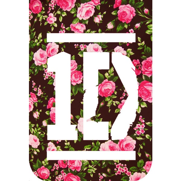 one direction logo | Tumblr ❤ liked on Polyvore