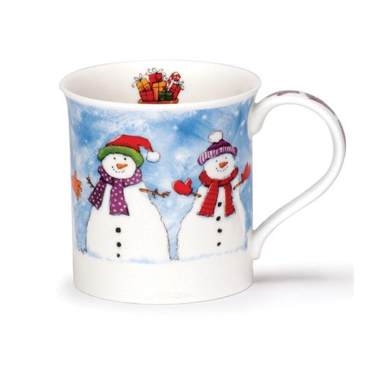 Bute Christmas Chums snowman