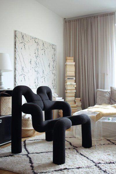 Wechselspiel Aus Hell Und Dunkel: Die Schönsten Wohnideen Aus Dem März |  Rooms That Inspire | Pinterest | Interiors, Living Rooms And Room