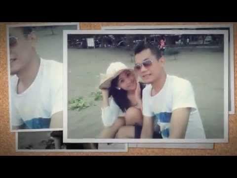 Tesha Putri and Harriy Goes To Jogja