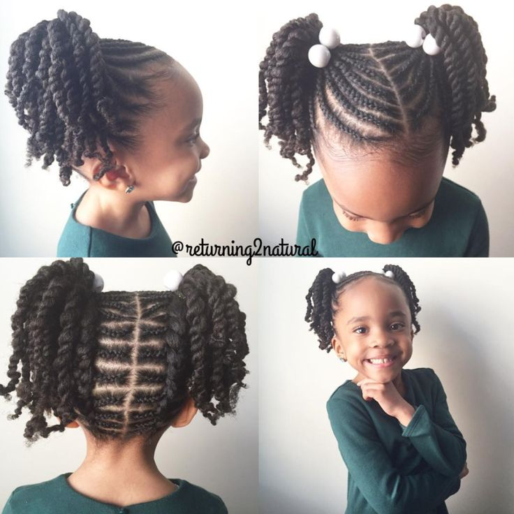 Kids Hair Styles 507 Best Kids Hair & Styles Images On Pinterest  Braids African .