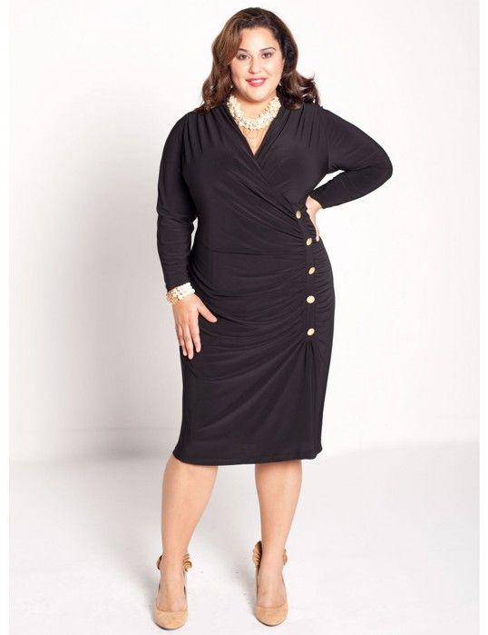 Одежда для полных женщин: раскрываем секреты стилистов