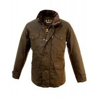 Barbour Men's Sapper Jacket - Olive MWX0020OL71 (A342) - Men's Jackets and Coats - MEN | Country Attire