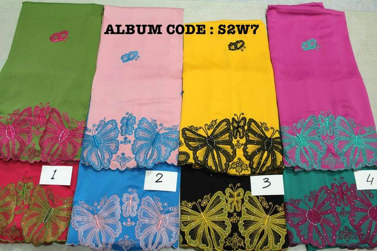 ALBUM CODE : S2W7 ITEM CODE : FOLLOW CODE IN IMAGE PRICE : RM 190