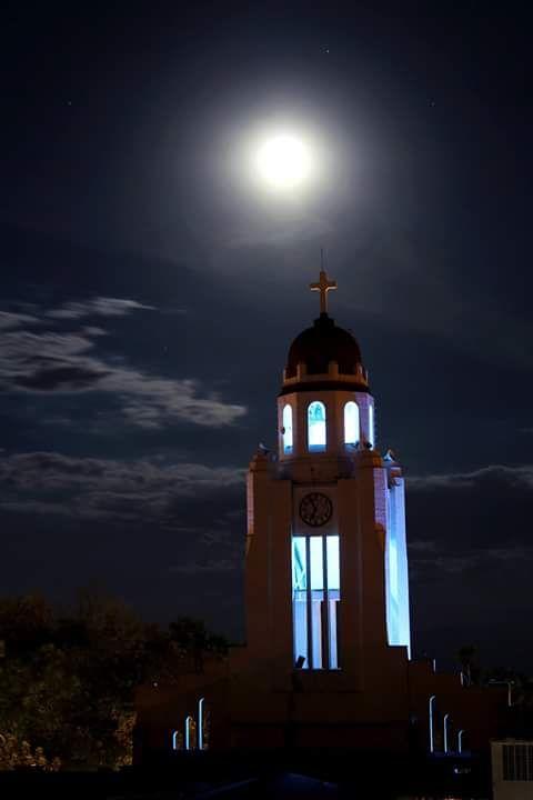 Iglesia Fresno  Luna Fotografía: Cindy Daniela Amaya Cifuentes