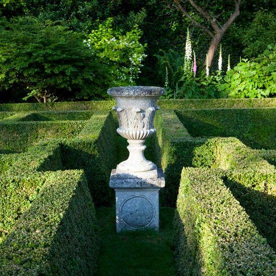 Formal Garden Design Idea: 222 Best H E D G E S Images On Pinterest