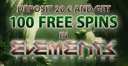 online free casino spins