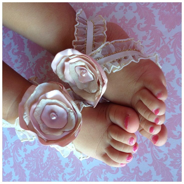 Barefoot sandals by Sweet Leelani. www.facebook.com/sweetleelani