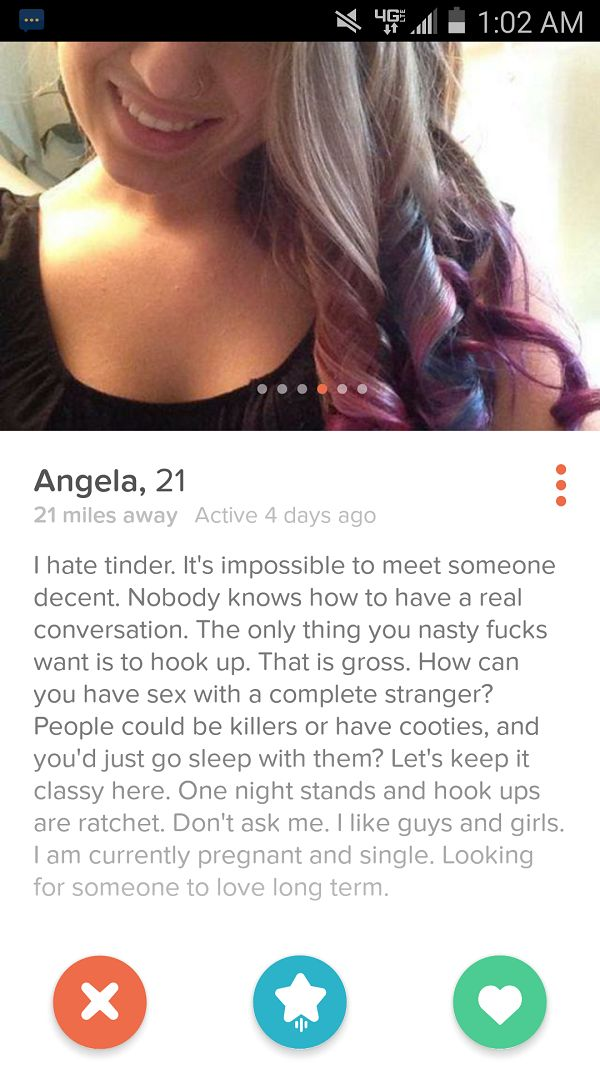 21 Of The Best Tinder Profiles Of 2015   Good tinder