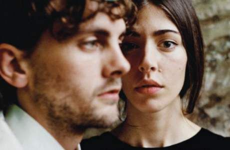 [Chairlift | American electro-pop band] with Caroline Polachek et Aaron Pfenning.