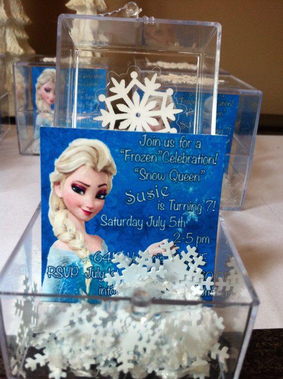 166 best Frozen images on Pinterest Birthdays, Frozen party and - invitation birthday frozen