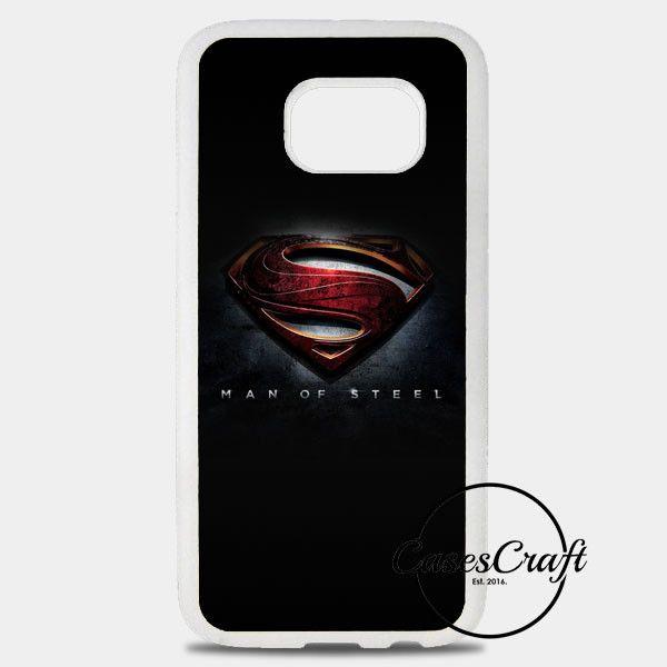 Man Of Steel Superman 2013 Samsung Galaxy S8 Plus Case | casescraft