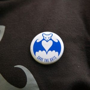 #SaveTheBats Button