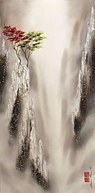 Martin Beaupré artiste peintre | L'amour élève
