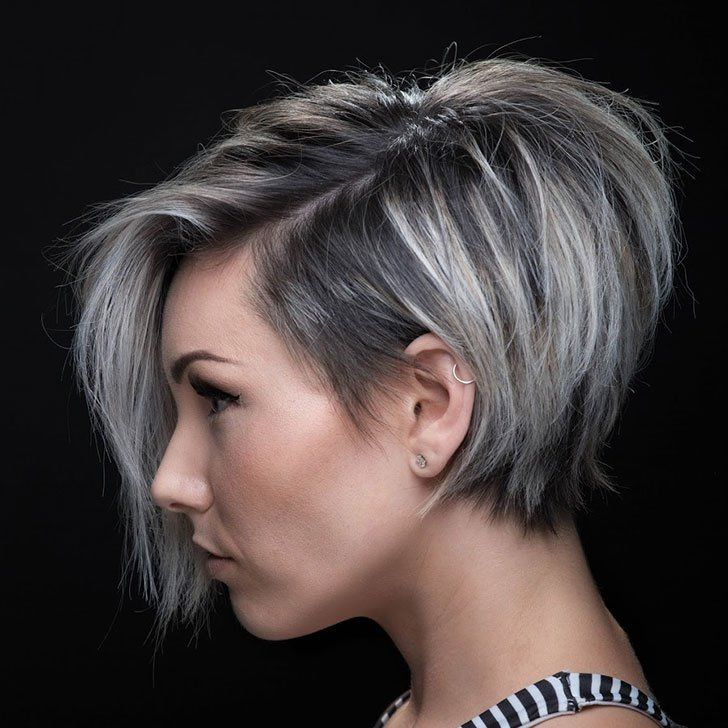 40 Best Short Hairstyles For Thick Hair Will Refresh Your Look Thick Hair Styles Short Hairstyles For Thick Hair Short Hair Styles